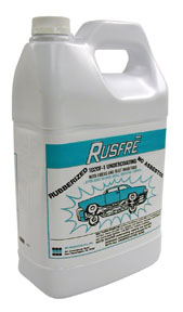 Discount on rusfre 1020f6 at for Undercoating with used motor oil